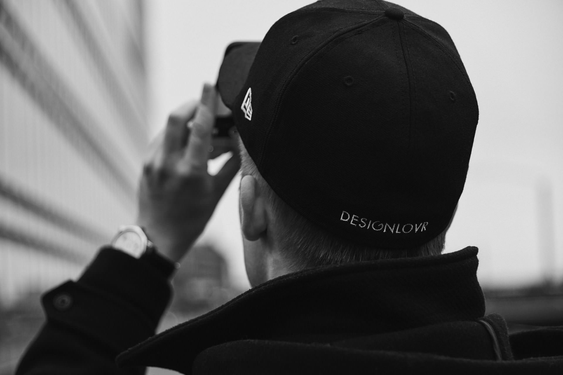 DESIGNLOVR Collection - New Era Cap