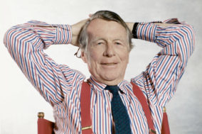 David Ogilvy - Portrait