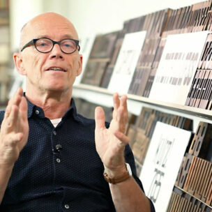 Erik Spiekermann - Portrait