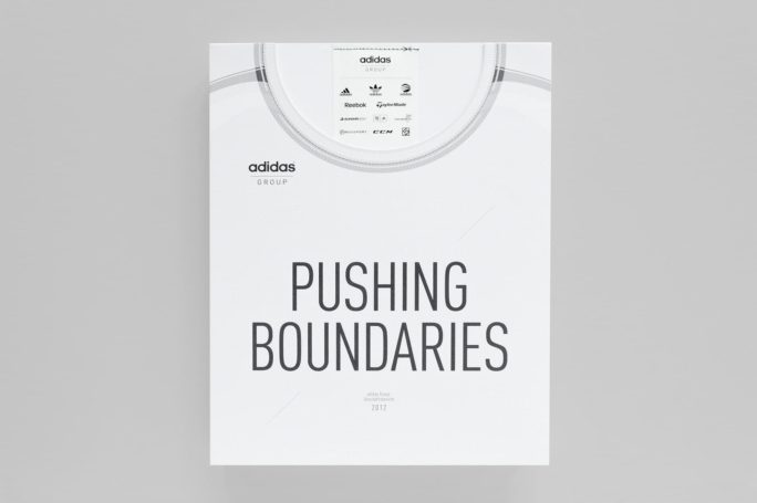 adidas Group - Pushing Boundaries - Strichpunkt 1