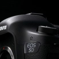 Canon - EOS 5D Mark III - Body Black